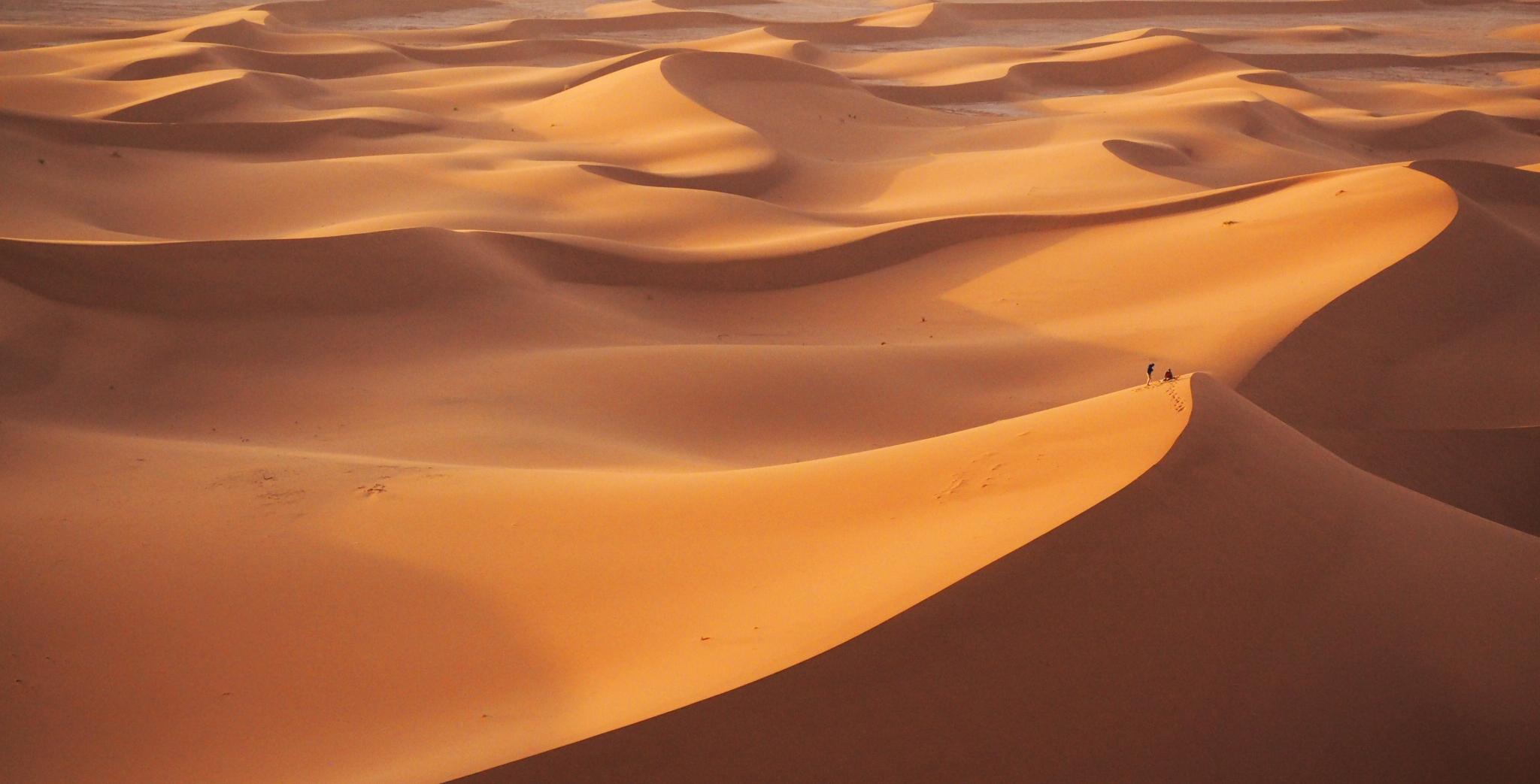 Мароко - Джебел Сархо и Сахара